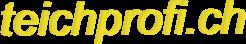 Teichprofi.ch Logo