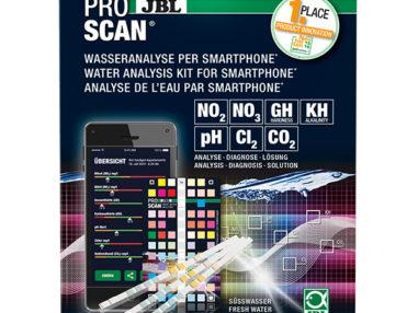 JBL ProScan Wassertest mit direkter Auswertung auf der Smartphone APP
