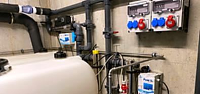 Trommelfilter, Druckfilter, Filter für Teiche, Teichfilter, Filtertechnik