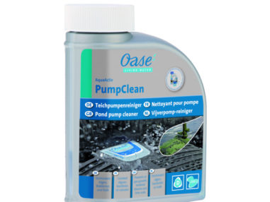 AquaActiv PumpClean, Renigung Teichtechnik
