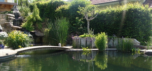 Umgebungsgestaltung, Gartendekoration