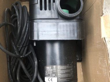 Aqua Forte Pumpe 40`000, Occasionen Teichzubehör